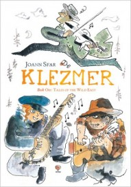 Klezmer: Tales of the Wild East #1 (Book One)