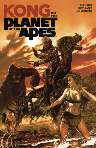Kong on the Planet of the Apes Collected