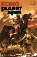 Kong on the Planet of the Apes  Collected TP Reviews