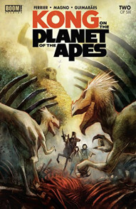 Kong on the Planet of the Apes #2