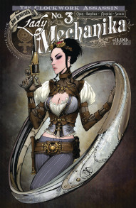 Lady Mechanika: Clockwork Assassin #3