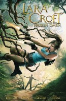 Lara Croft And The Frozen Omen  TP Reviews