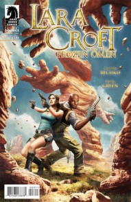 Lara Croft And The Frozen Omen #3