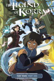 Legend Of Korra: Turf Wars #1