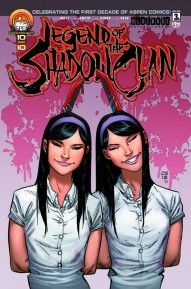 Legend Of The Shadow Clan #3