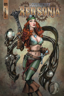 Legenderry Red Sonja #1
