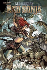 Legenderry Red Sonja #2