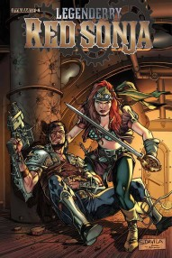 Legenderry Red Sonja #4