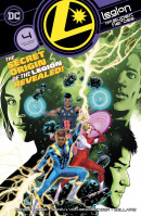 Legion of Super-Heroes #4