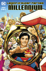 Legion of Super-Heroes: Millennium #2