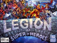Legion of Super-Heroes #50