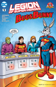 Legion of Super Heroes/Bugs Bunny Special #1