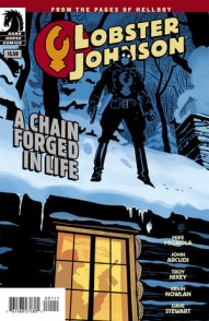 Lobster Johnson: A Chain Forged In Life #1 (One-Shot)