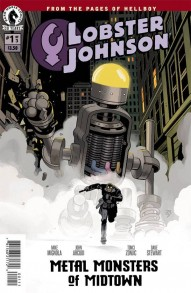 Lobster Johnson: Metal Monsters of Midtown