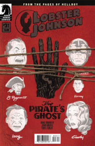 Lobster Johnson: Pirates Ghost #3