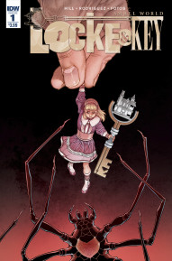 Locke & Key: Small World #1