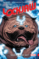 Lockjaw (2018) Who's A Good Boy TP Reviews