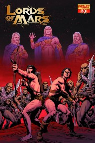 Lords of Mars #6