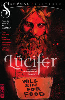 Lucifer (2018) Vol. 1: The Infernal Comedy TP Reviews