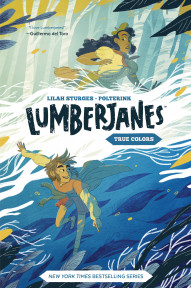 Lumberjanes OGN: True Colors #3