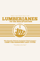 Lumberjanes Vol. 5 To The Max HC Reviews