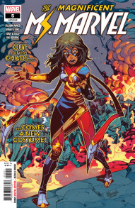 Magnificent Ms. Marvel #5