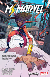 Magnificent Ms. Marvel Vol. 1: Destined
