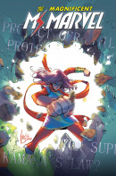 Magnificent Ms. Marvel Vol. 3: Outlawed TP Reviews
