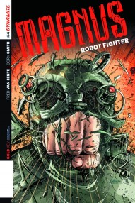 Magnus: Robot Fighter #4