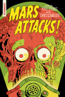 Mars Attacks (2018)  Collected TP Reviews