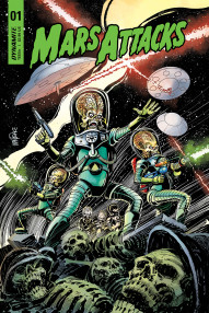 Mars Attacks (2018)
