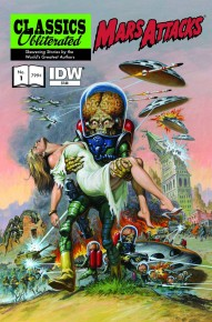 Mars Attacks Classics Obliterated