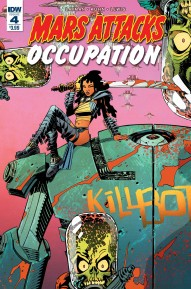 Mars Attacks: Occupation #4