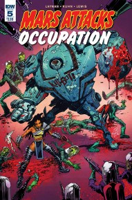Mars Attacks: Occupation #5