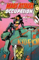 Mars Attacks: Occupation Vol. 1 TP Reviews