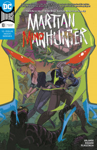Martian Manhunter #10