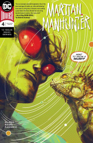 Martian Manhunter #4