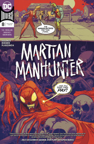 Martian Manhunter #8