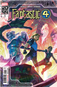 Marvel 2099: Fantastic Four #1