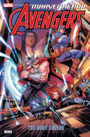 Marvel Action: Avengers Vol. 2: Ruby Egress TP Reviews