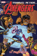 Marvel Action: Avengers Vol. 4: Living Nightmare TP Reviews