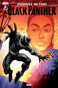 Marvel Action: Black Panther #2