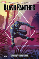 Marvel Action: Black Panther Stormy Weather TP Reviews