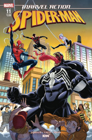 Marvel Action: Spider-Man #11