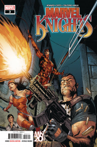 Marvel Knights: 20th #3