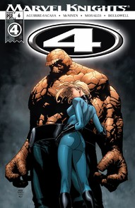 Marvel Knights: 4 #6