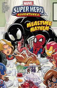 Marvel Super Heroes Adventures: Captain Marvel - Mealtime Mayhem #1