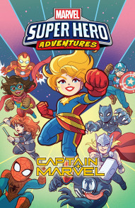 Marvel Super Heroes Adventures: Captain Marvel