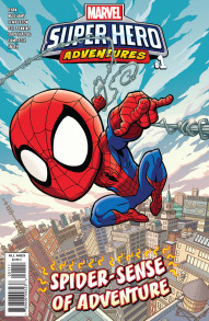 Marvel Super Heroes Adventures: Spider-Man - Spider-Sense of Adventure #1
