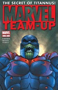 Marvel Team Up #12